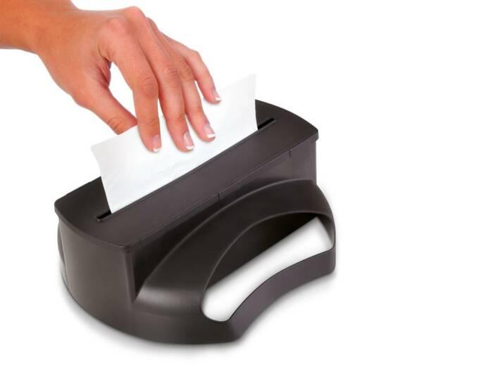 Θήκη Dispenser για σακούλες σκουπιδιών