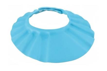 Προστατευτικό Γείσο Ματιών Μπάνιου για Παιδιά με ρυθμιζόμενο μέγεθος 12-15 cm σε μπλε χρώμα - Aria Trade