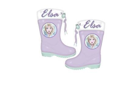 Frozen ΙΙ Παιδικές Γαλότσες για κορίτσια με την Elsa