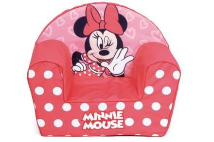 Παιδική Πολυθρόνα με θέμα Minnie σε Κόκκινο χρώμα