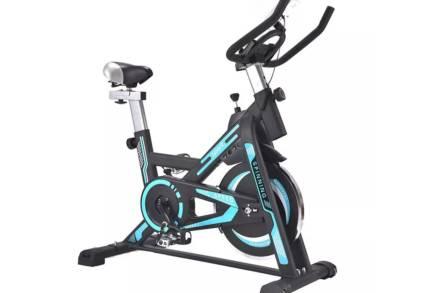 Ποδήλατο Γυμναστικής με ρυθμιζόμενο ύψος σε μπλε χρώμα
