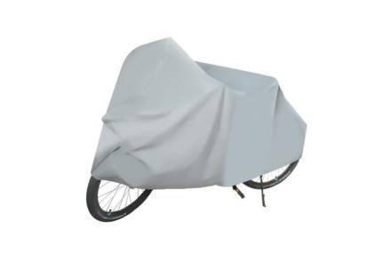 Ανθεκτική Κουκούλα Κάλυμμα Ποδηλάτου Γενικής Χρήσης για Προστασία από Βροχή