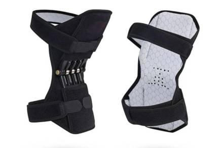Επιγονατίδα Νάρθηκας Γονάτου με ελατήρια στήριξης και Velcro