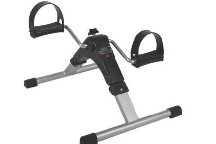 Στατικό Πτυσσόμενο Ποδήλατο Γυμναστικής Πεταλιέρα με ψηφιακή οθόνη