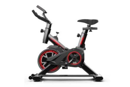 Ποδήλατο Γυμναστικής με ρυθμιζόμενο ύψος σε κόκκινο χρώμα