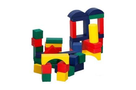 Wooden Toys Σετ Ξύλινα Τουβλάκια 75 τεμαχίων κατάλληλα για παιδιά άνω των 3 ετών - Marionette wooden toys