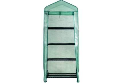 Διάφανο Φορητό Θερμοκήπιο για την αυλή ή το μπαλκόνι με 4 επίπεδα