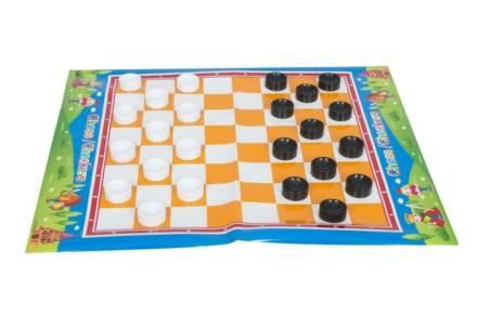 Επιτραπέζιο Παιχνίδι Ντάμα 25 τεμαχίων