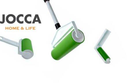 Jocca Σετ Ρολά καθαρισμού 3 τεμ. για τρίχες και χνούδια