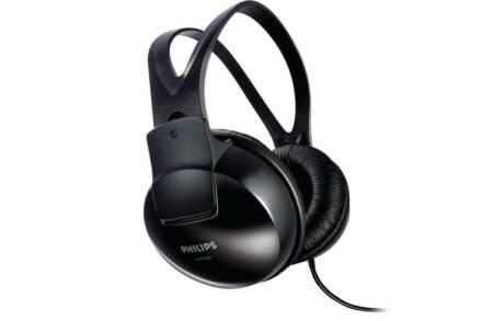 Philips Ρυθμιζόμενα Στερεοφωνικά Ακουστικά Κεφαλής