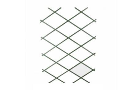 Kinzo Πλαστική Ανοιγόμενη Πέργκολα Πλέγμα Αναρρίχησης Υποστήριξης Φυτών διαστάσεων 180x60cm