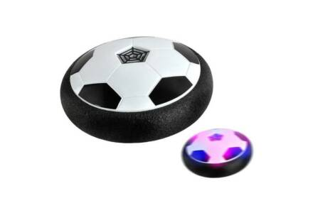 Hover Soccer Αιωρούμενη μπάλα ποδοσφαίρου για παιχνίδι μέσα στο σπίτι