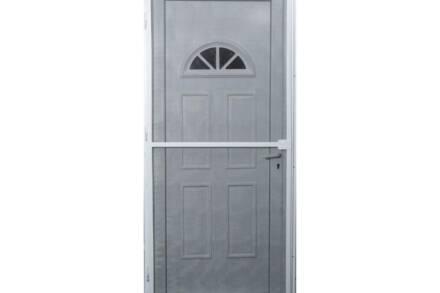 Σίτα Ανοιγόμενη για Πόρτες σε λευκό χρώμα