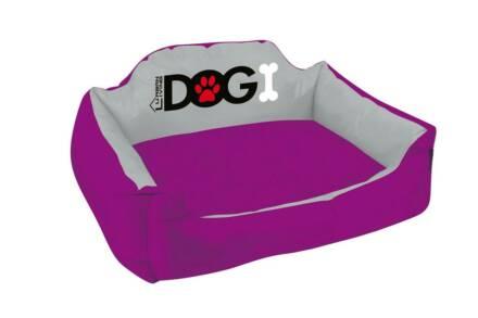 Κρεβάτι σκύλου και άλλων κατοικίδιων αδιάβροχο σε Μωβ Χρώμα