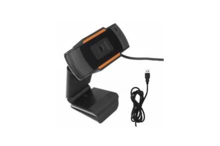Webcam USB 1080p με μικρόφωνο και ανάλυση 1920x1080p