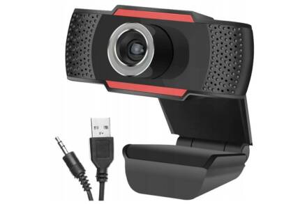 Webcam USB 720p με μικρόφωνο και ανάλυση 1280x720p