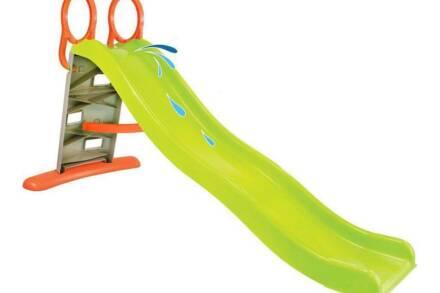 Παιδική Τσουλήθρα με σκάλες αναρρίχησης και λαβές για Εξωτερικό χώρο