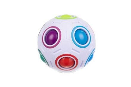 Anti Stress Crush Ball Αγχολυτικό Πολύχρωμο Παιχνίδι