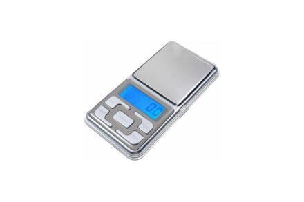 Μίνι Ψηφιακή Ζυγαριά Χρυσοχοΐας Ακριβείας Τσέπης 0.1g - 200gr