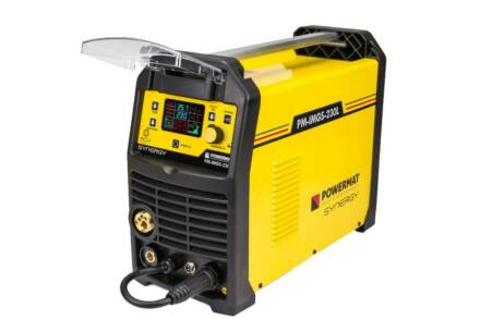 Ημιαυτόματη Ηλεκτροκόλληση Inverter 230A 230V MIG