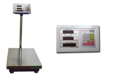 Cenocco CC-8004 Επαγγελματική Ζυγαριά Ακριβείας 300 κιλά με υπολογισμό συνόλου αξίας - Cenocco