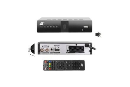 Ψηφιακός Αποκωδικοποιητής MPEG-4 DVB-T2  FULL HD 1080